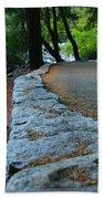 Yosemite Walk Way Hand Towel