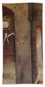 Zoroaster (c628-c551 B.c.) Bath Towel