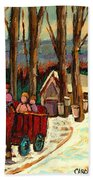 Sugar Shack Bath Towel