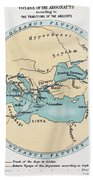 Voyage Of The Argonauts Bath Towel