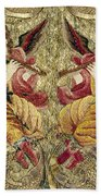 Chasuble, 18th Century Bath Towel
