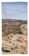 030715 Palo Duro Canyon 118 Bath Towel