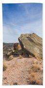 030715 Palo Duro Canyon 123 Bath Towel