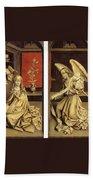 07464 Rogier Van Der Weyden Bath Towel