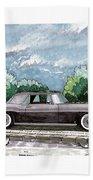 1956  Lincoln Continental Mk II Bath Towel