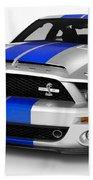 2008 Shelby Ford Gt500kr Bath Towel