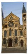 Abbey Of Saint - Remi Reims Bath Towel