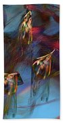 Abstract 102910 Bath Towel