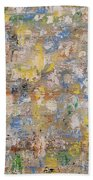 Abstract 189 Hand Towel