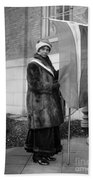 Alice Paul (1885-1977) Bath Towel
