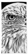 American Bald Eagle Hand Towel