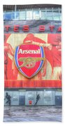 Arsenal Football Club Emirates Stadium London Hand Towel