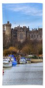 Arundel Castle Bath Towel