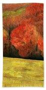 Autumn Splendor Hand Towel