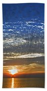 Bay Sunset Bath Towel