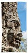 Bayon Temple, Anghor Bath Towel