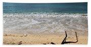 Beach At Grand Turk Bath Towel