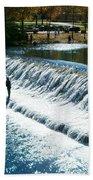 Bennett Springs Spillway Bath Towel