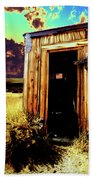 Bodie Outhouse Hand Towel
