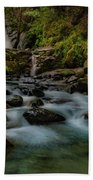 Brandy Creek Falls Bath Towel