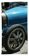 Bugatti Oldtimer Bath Towel