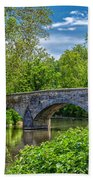 Burnside Bridge, Antietam Bath Towel