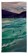 By The Sea Bath Towel