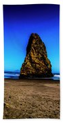 Cape Blanco Lighthouse Bath Towel