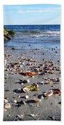Cape Cod Beach Finds Bath Towel