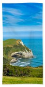 Cape Farewell Able Tasman National Park Bath Towel