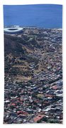 Cape Town South Africa Hand Towel