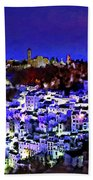 Casares By Night Hand Towel