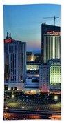 Casinos Atlantic City  Bath Towel