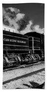 Cass Scenic Railroad Hand Towel