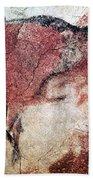 Cave Art Hand Towel