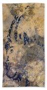 Cave Art: Ibex Bath Towel