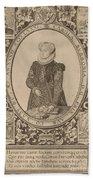 Charlotte Of Bourbon Bath Towel