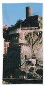 Cinque Terre 3 Photograph Bath Towel