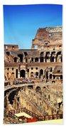 Colosseum Interior Bath Towel