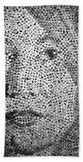 Photograph Of Cork Art Bath Towel