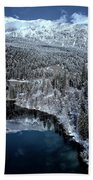 Cresta Lake Bath Towel