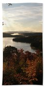 Dawn At Algonquin Park Canada Bath Towel