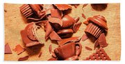 Death By Chocolate Hand Towel