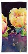 Desert Bloom 2 Hand Towel by Hailey E Herrera