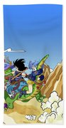 Dragon Ball Z Bath Towel