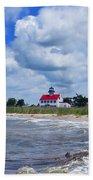 East Point Lighthouse  Hand Towel