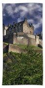 Edinburgh Castle Bath Towel