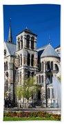 Eglise Notre - Dame En Vaux Bath Towel