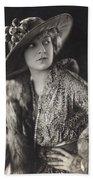 Elsie Janis (1889-1956) Bath Towel