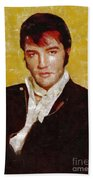 Elvis Presley Y Mb Bath Towel